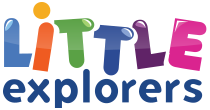 logo little explorers